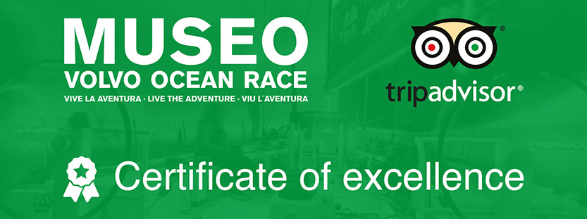 Volvo Ocean Race Museum Tripadvisor Certificate Of Excellence